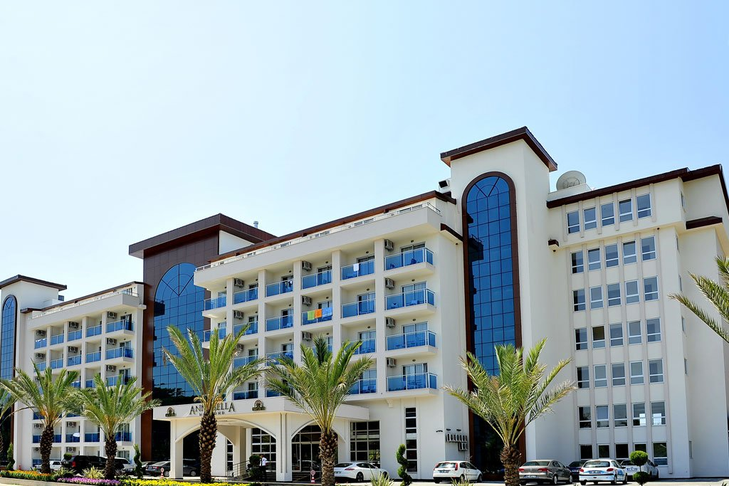 Hotel Annabella Diamond Hotel And Spa