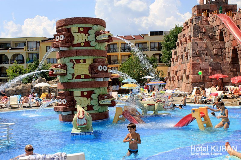 Hotel Kuban Resort And Aquapark