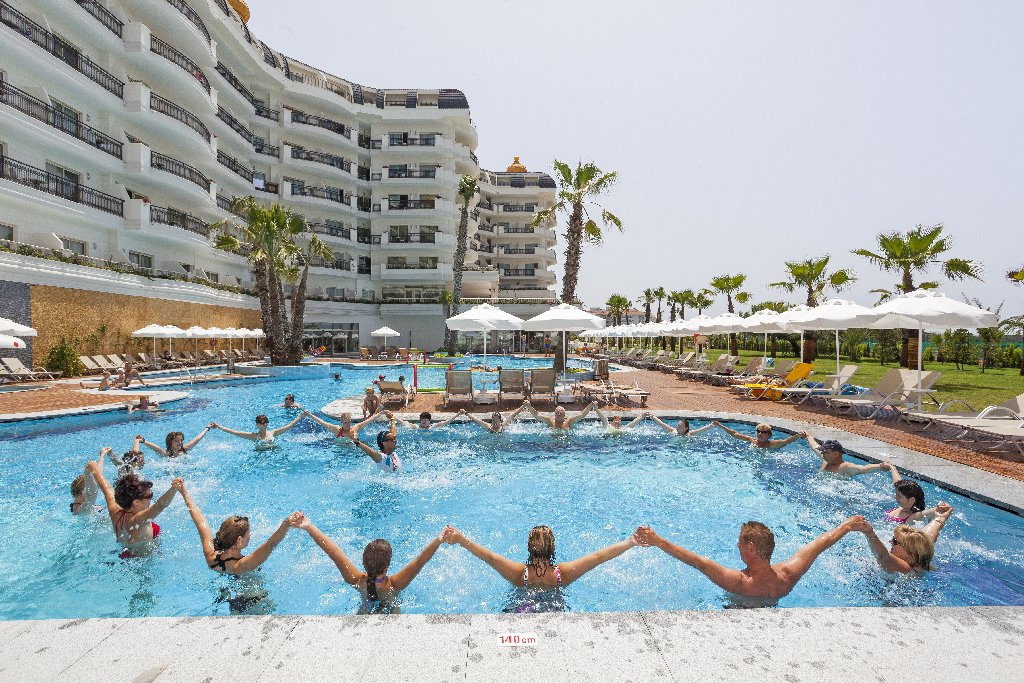 Hotel Heaven Beach Resort  Adults Only +16