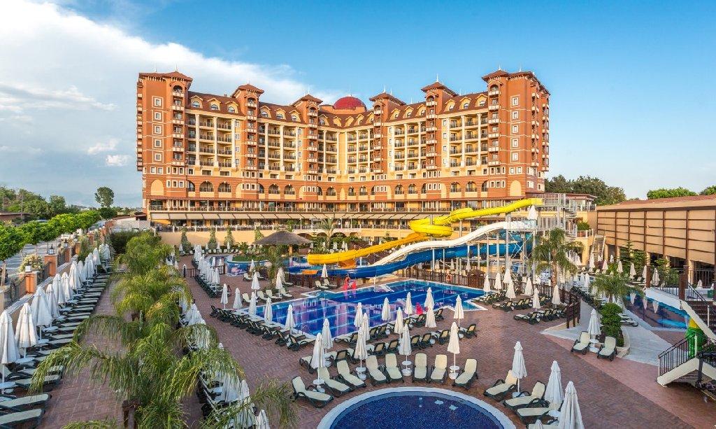 Hotel Villa Side Residence