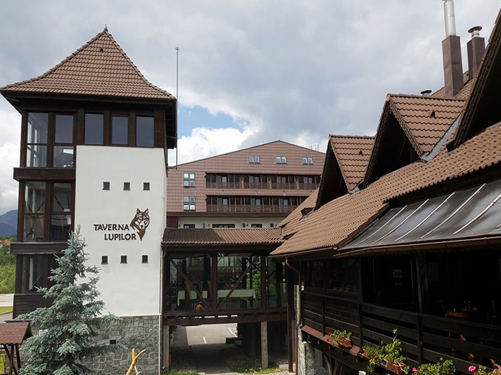 Hotel Complex Wolf