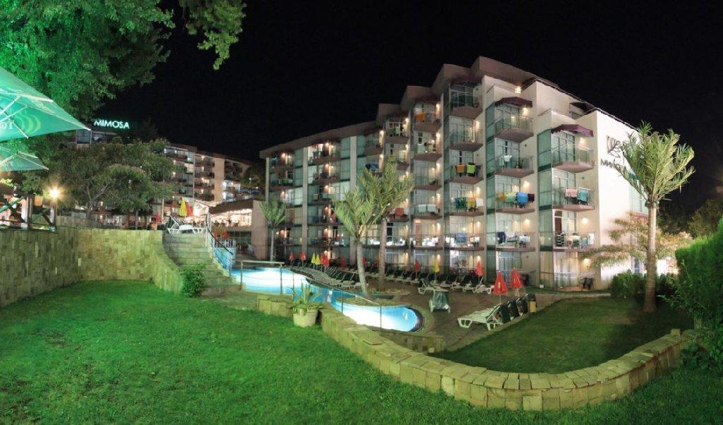 Hotel Mimosa Sunshine