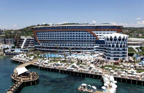 Hotel Granada Luxury Resort Okurcalar