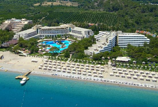 Hotel Rixos Premium Tekirova