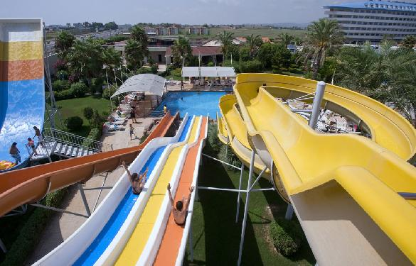 Hotel Crystal Admiral Resort Suits And Spa